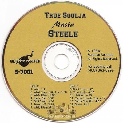 Masta Steele - True Soulja