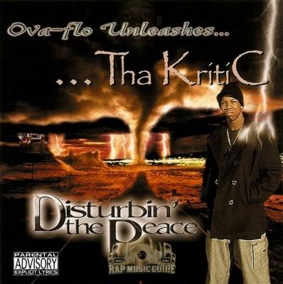 Tha Kritic - Disturbin' The Peace