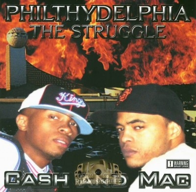 Cash & Mac - Philthydelphia - The Struggle