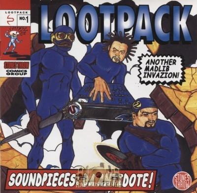 Lootpack - Soundpieces: Da Antidote!