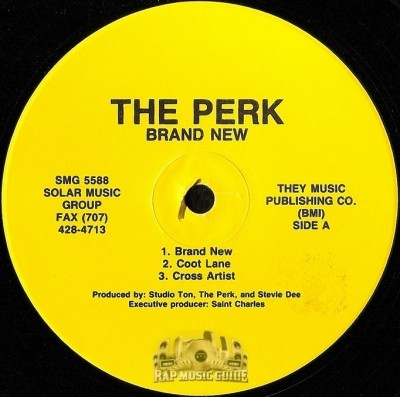 The Perk - Brand New