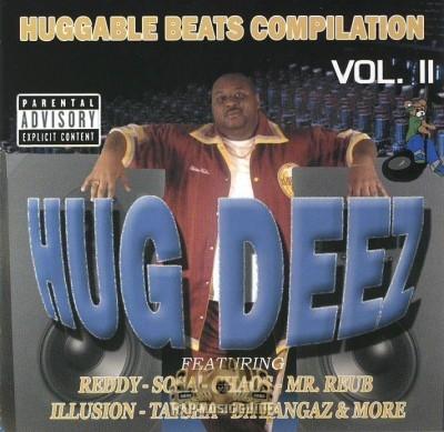 Hug Deez - Huggable Beats Compilation Vol. II