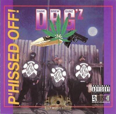 DBG'z - P'Hissed Off!