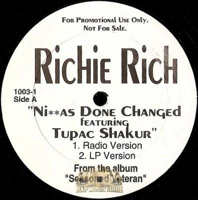 Richie Rich - Niggas Done Changed