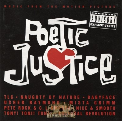 Poetic Justice - Soundtrack