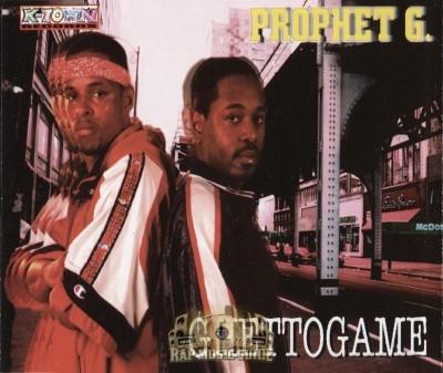 Prophet G - Ghettogame