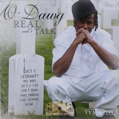 O-Dawg - Real Talk Vol. 1