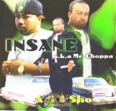 Insane - A G 4 Sho