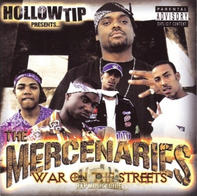 The Mercenaries - War On The Streets