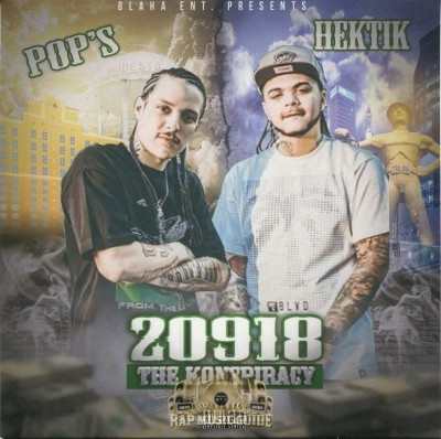 Pop's & Hektik - 20918 The Konspiracy
