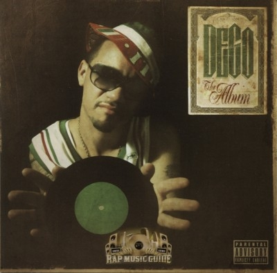 Dego - The Album