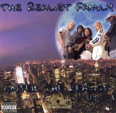 The Realist Family - Enter The Realist Vol. 1