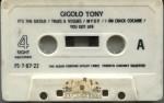 Gigolo Tony - Gigolo Tony