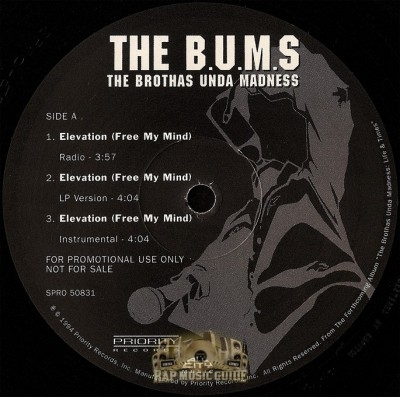 B.U.M.S. - Elevation (Free My Mind)