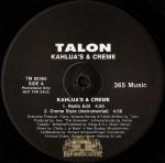 Talon - Kahlua's & Creme