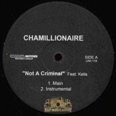 Chamillionaire - Not A Criminal