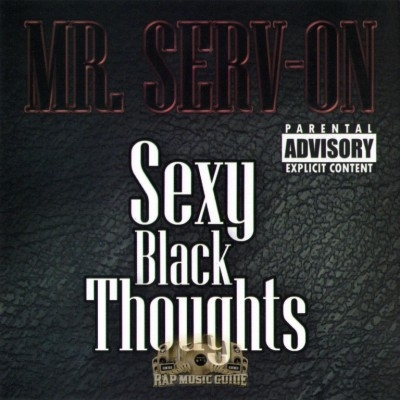 Mr. Serv-On - Sexy Black Thoughts
