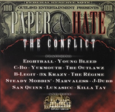Paper & Hate - The Conflict