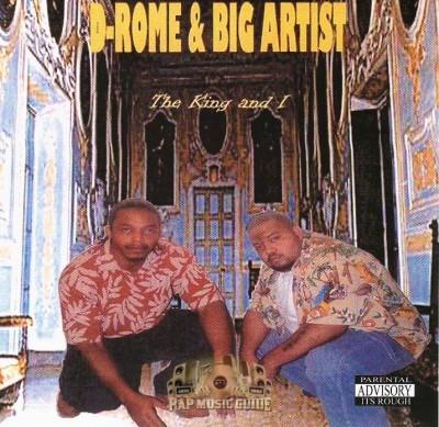 D-Rome & Big Artist - The King & I