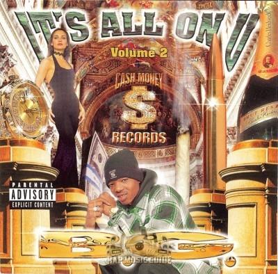 B.G. - It's All On U Vol. 2