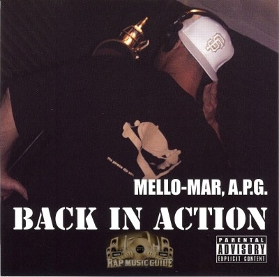 Mello-Mar - Back In Action