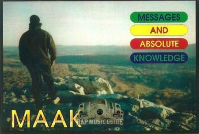 MAAK - Messages And Absolute Knowledge