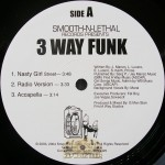 3 Way Funk - Nasty Girl / Real Playaz