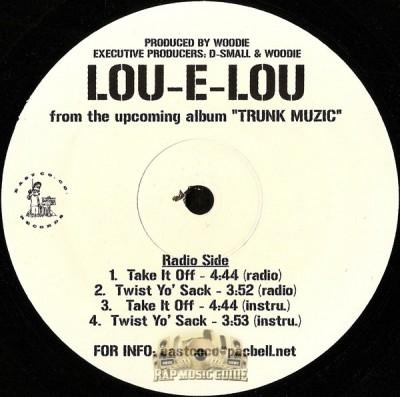 Lou-E-Lou - Trunk Muzic EP