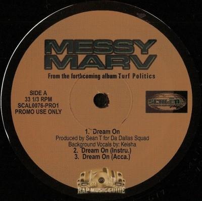 Messy Marv - Turf Politics EP