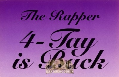 Rappin' 4-Tay - The Rapper 4-Tay is Back