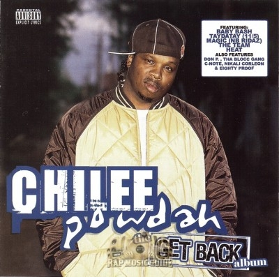 Chilee Powdah - The Get Back Album