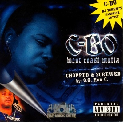 C-Bo - West Coast Mafia (Chopped & Screwed)