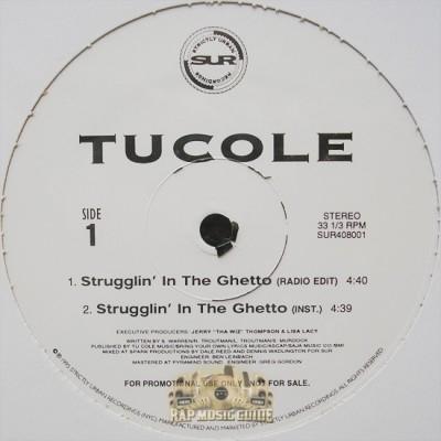 Tucole - Strugglin' In The Ghetto