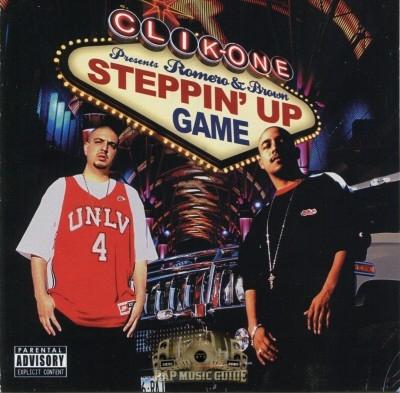Romero & Brown - Steppin' Up Game