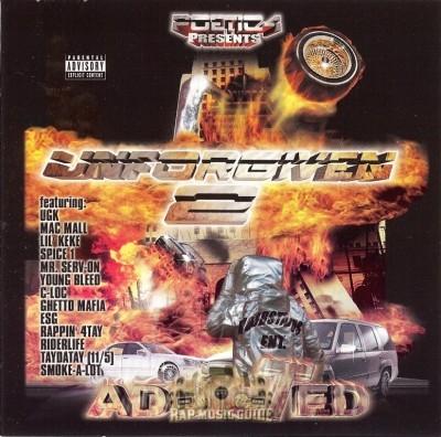 Poetic 1 Presents - Unforgiven 2: Addicted