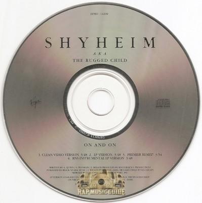 Shyheim - On And On
