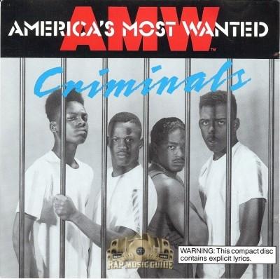 A.M.W. - Criminals