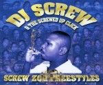 DJ Screw & The Screwed Up Click - Screw Zoo Freestyles: Vol. 1