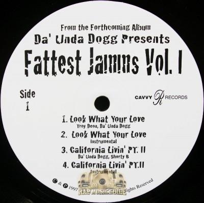 Coolio Da' Unda' Dogg - Fattest Jams Vol.1