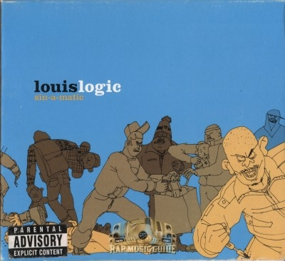 Louis Logic - Sin-A-Matic