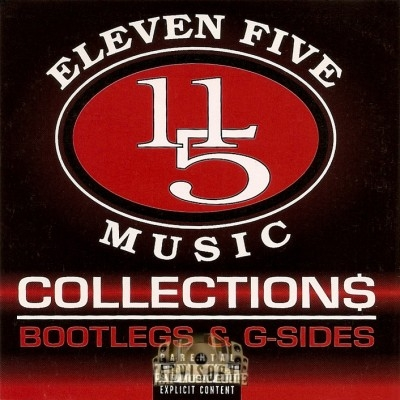 11/5 - Collections: Bootlegs & G-Sides