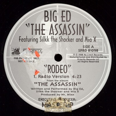 Big Ed - Rodeo