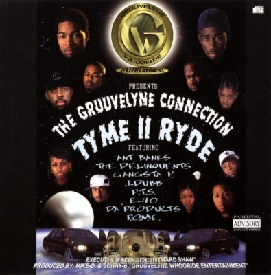 Gruuvelyne Connection - Tyme II Ryde