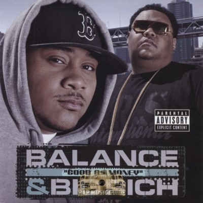 Balance & Big Rich - Good As Money