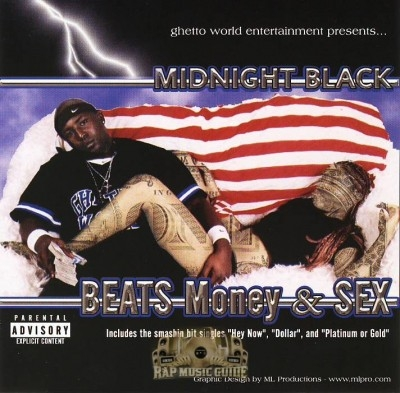 Midnight Black - Beats Money & Sex