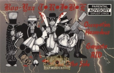 Boo-Yaa T.R.I.B.E. - Occupation Hazardous