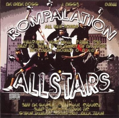 Rompalation Allstars - Revolution