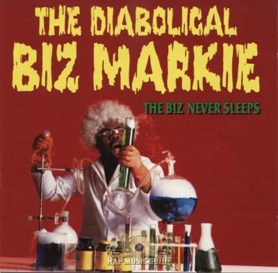 The Diabolical Biz Markie - The Biz Never Sleeps