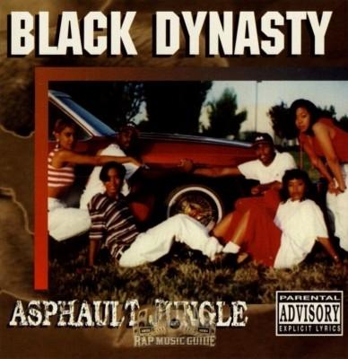 Black Dynasty - Asphalt Jungle