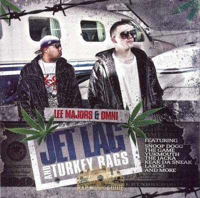 Lee Majors & Omni - Jet Lag And Turkey Bags